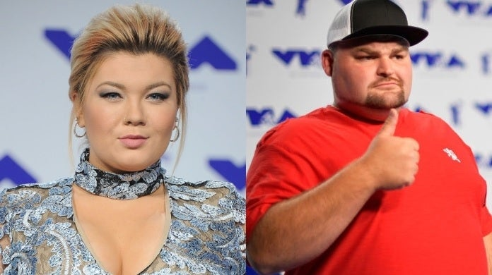 amber portwood gary shirley getty images
