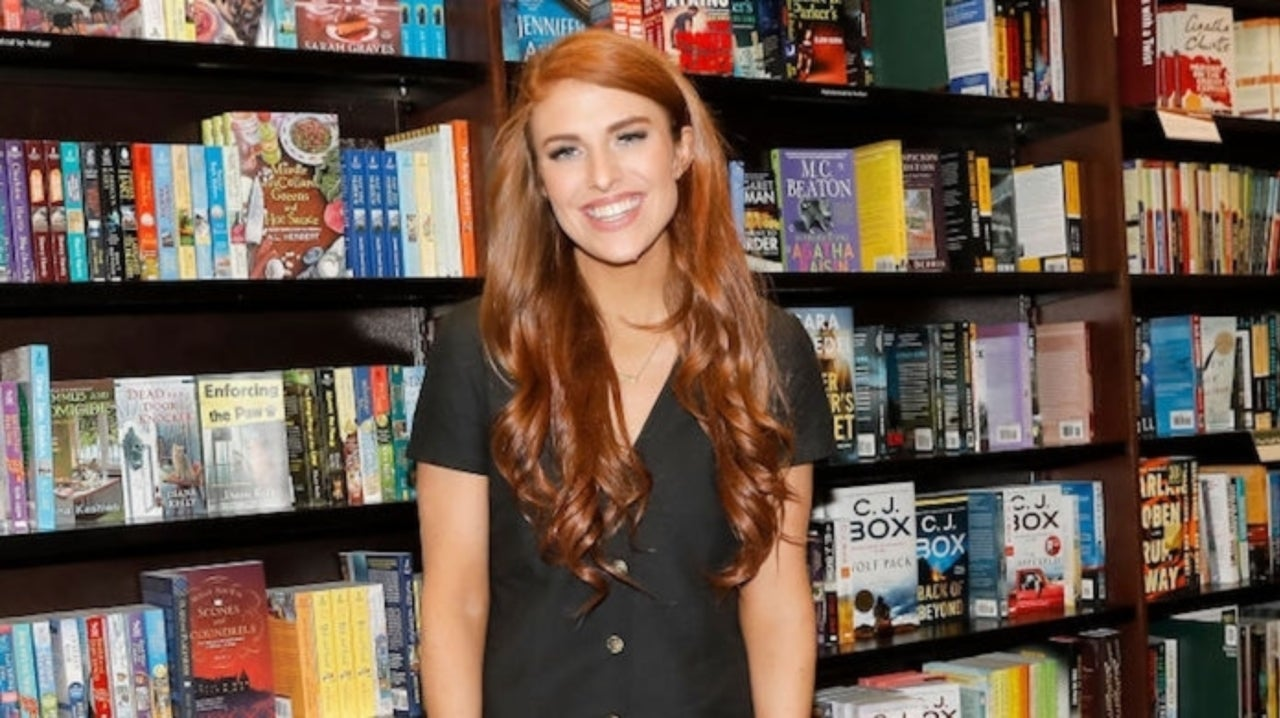 Little People Big World Star Audrey Roloff Shares Photo Of