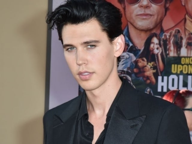 Austin Butler Pulls off a Dapper Elvis Presley Look in Wake of Casting