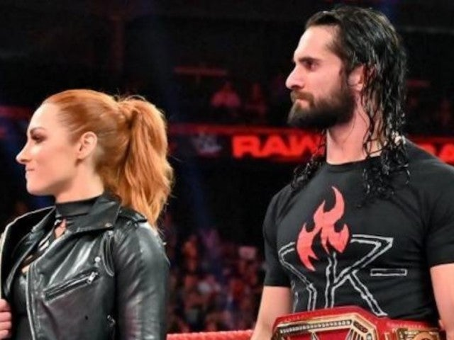 WWE Superstar Becky Lynch Reveals First Ultrasound of Baby in Sweet Birthday Post to Fiance Seth Rollins