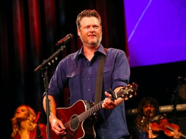 Blake Shelton Drops 'Jesus Got a Tight Grip' From Upcoming New Album