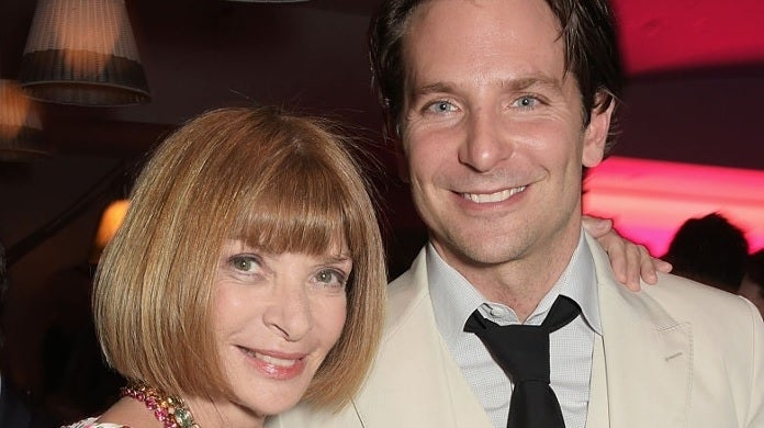 bradley cooper anna wintour getty images