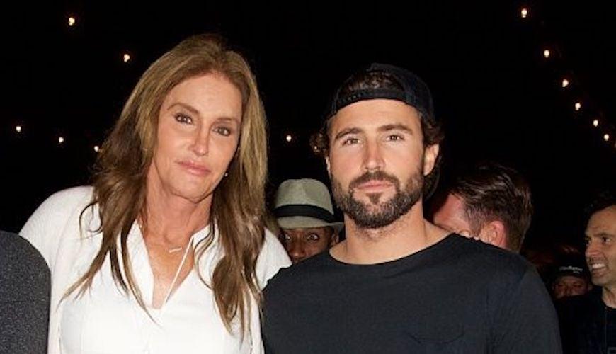 Caitlyn Jenner Brody Jenner