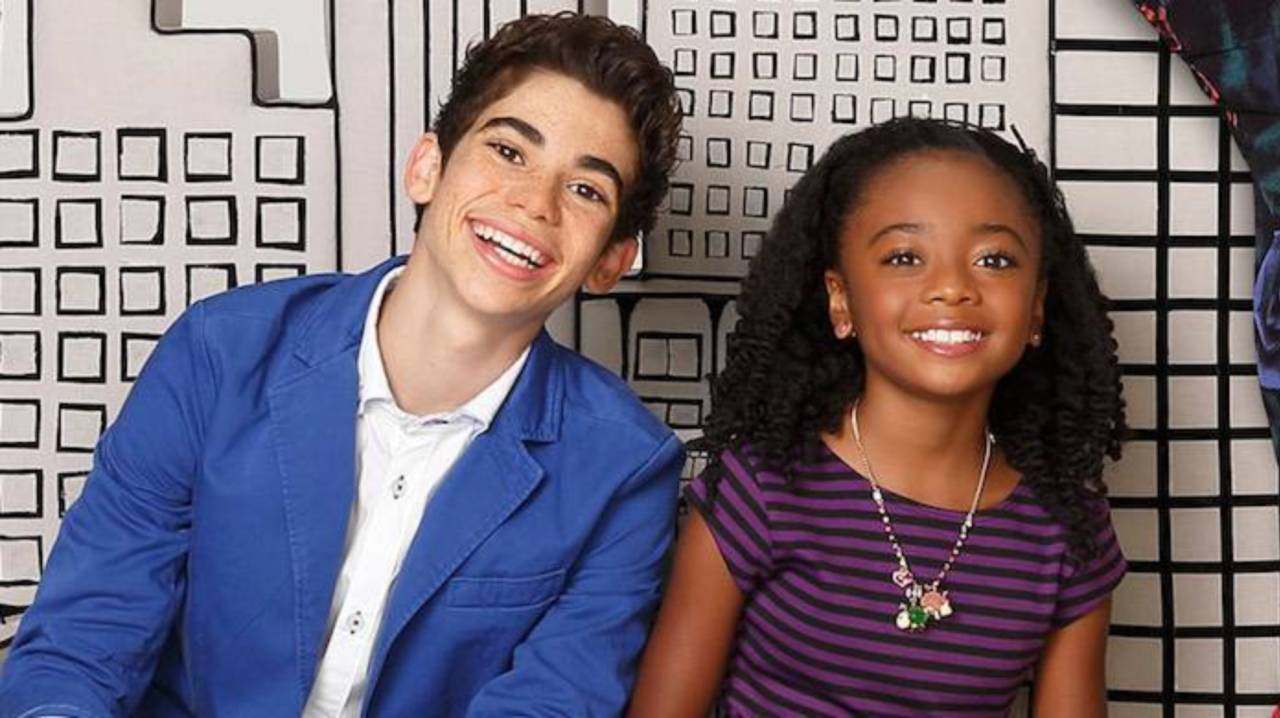 Cameron Boyce Remembered By Jessie Co Star Skai Jackson The Big Brother I Never Had