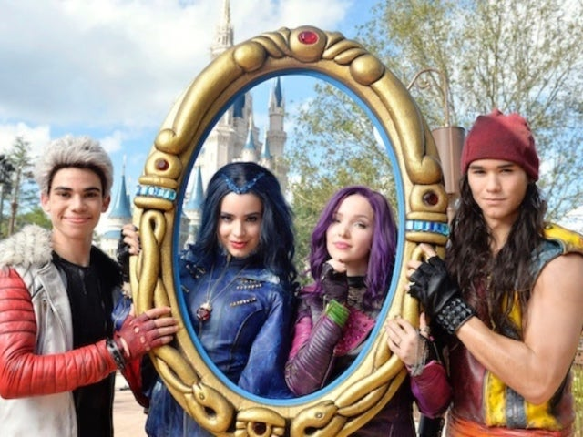 Dove Cameron's New 'Descendants 3' Photo With Cameron Boyce Sets Comments Section on Fire