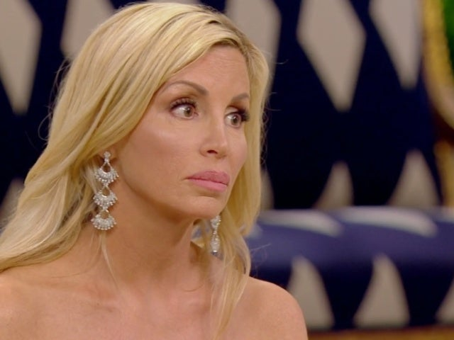 Brandi Glanville Accuses Lisa Vanderpump of Writing 'RHOBH' Reunion 'Script' for Camille Grammer