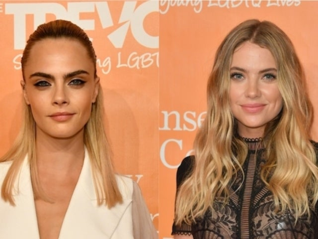Cara Delevingne and Ashley Benson Spark Engagement Rumors With Matching Rings
