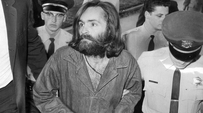 charles manson getty images 1969