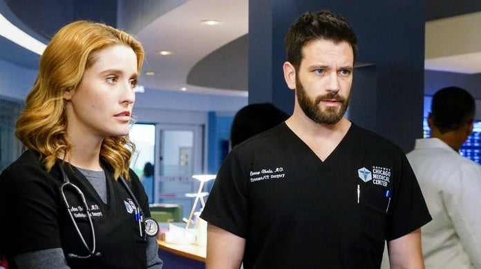 chicago med colin donnell norma kuhling nbc
