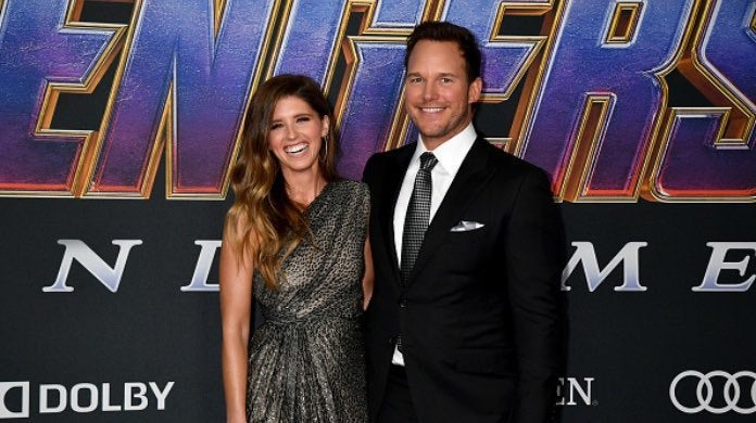 Chris Pratt and Katherine Schwarzenegger-2