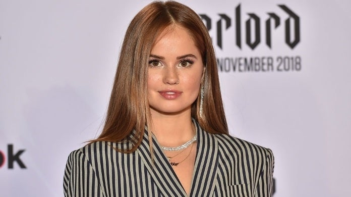 debby ryan getty images