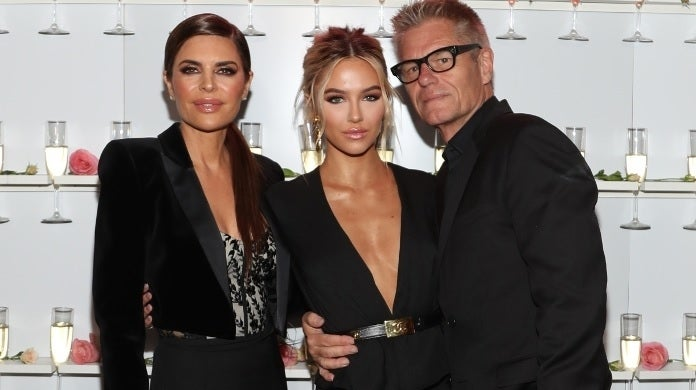 delilah belle hamlin lisa rinna harry hamlin getty images