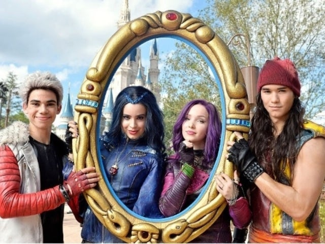 'Descendants 3': Sofia Carson Shares Set Video With Late Co-Star Cameron Boyce: 'This One's For You'