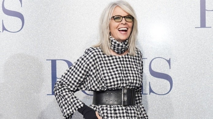 diane keaton getty images