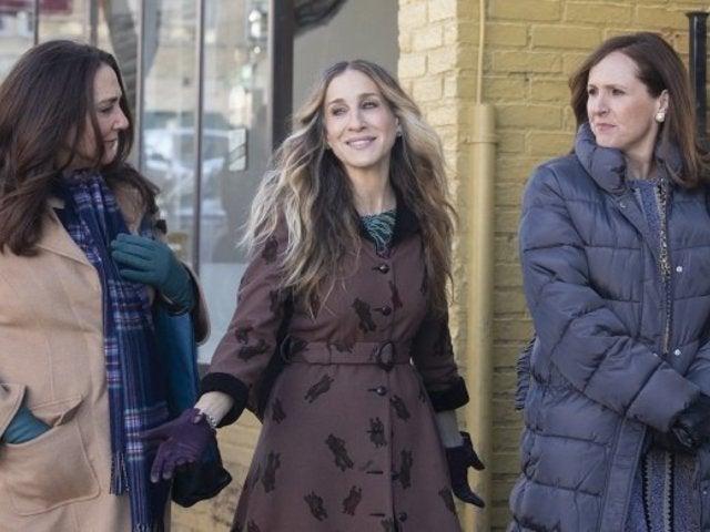 HBO Series 'Divorce' Ending After Season 3