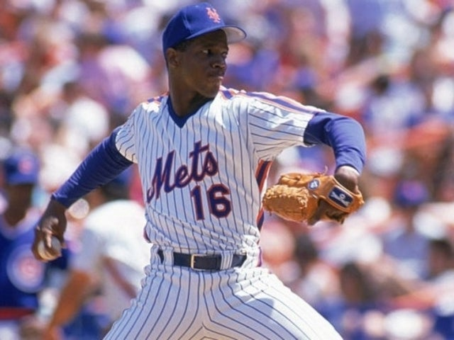 Former New York Mets Ace Dwight Gooden Arrested for Cocaine Possession in New Jersey