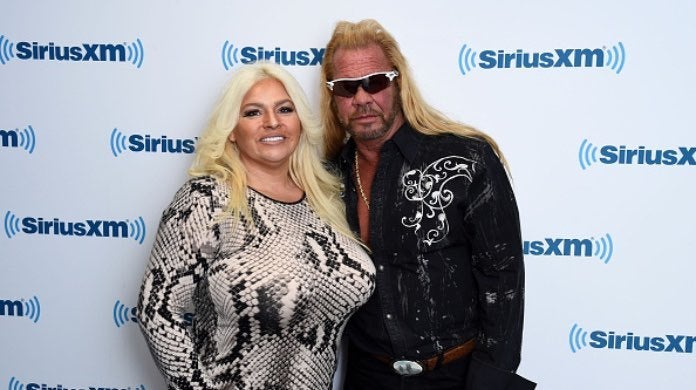 Dog and Beth Chapman-2