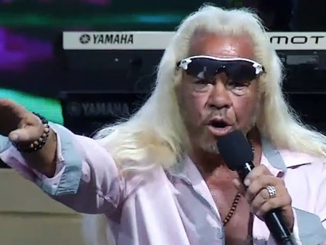 Beth Chapman Memorial: Duane 'Dog' Chapman Battles Back Tears in Energetic Speech