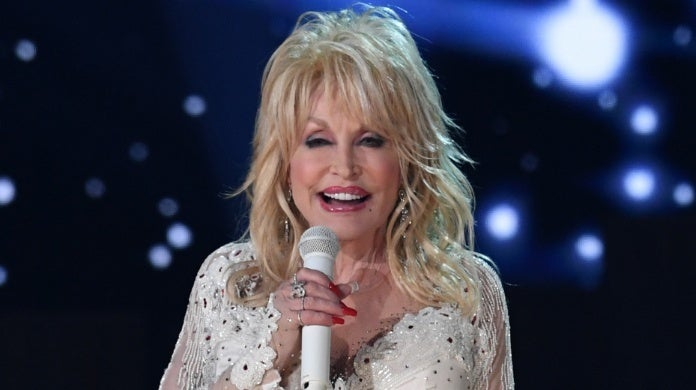 dolly parton robyn beck