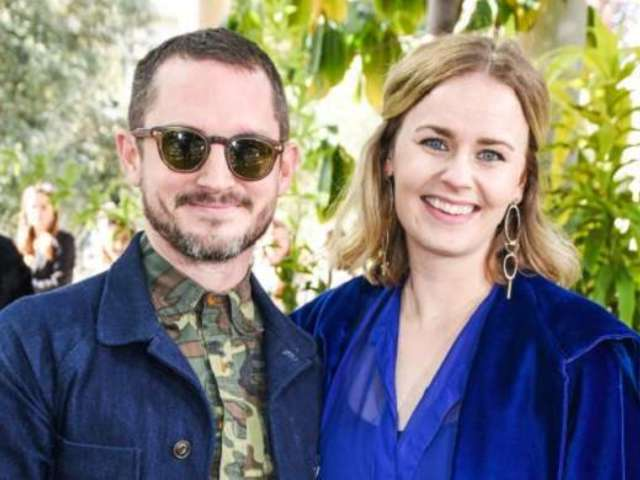 'Lord of the Rings' Star Elijah Wood Reportedly Engaged and Expecting First Child With Mette-Marie Kongsved