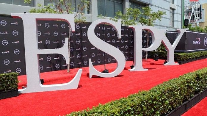 ESPY Awards red carpet-2