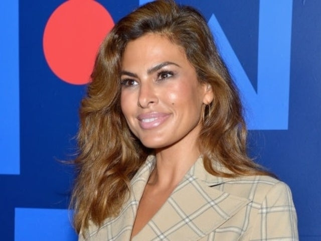Eva Mendes Spotted on Rare Public Outing With Daughter in New Photos
