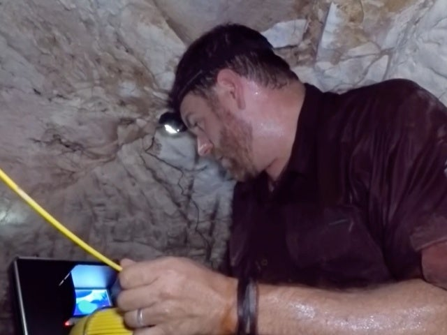 'Expedition Unknown' Explorer Josh Gates Discovers Secret Tunnel in Exclusive Clip