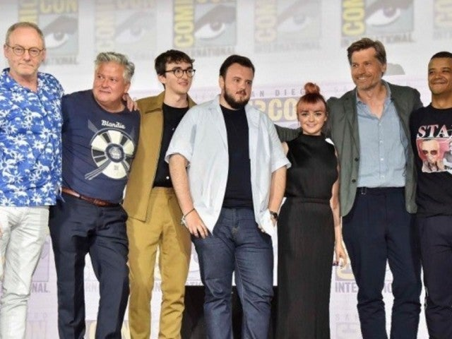 'Game of Thrones' Cast Tackled the Season 8 Hate During Comic-Con 2019