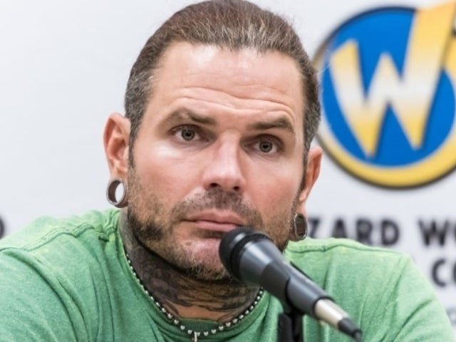 WWE Wrestler Jeff Hardy Arrested for Public Intoxication