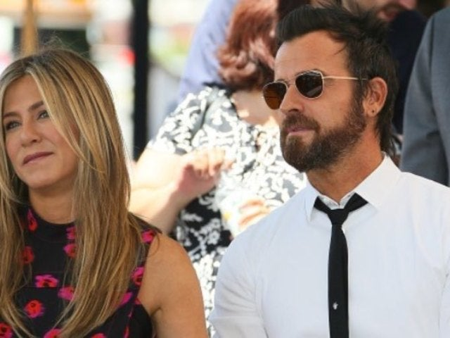 Justin Theroux Found Post-It Notes From Brad Pitt While Married to Jennifer Aniston