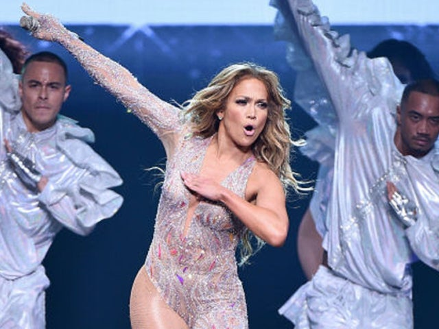 Jennifer Lopez Gives Lap Dance to US Soccer Star Carli Lloyd Following World Cup Win