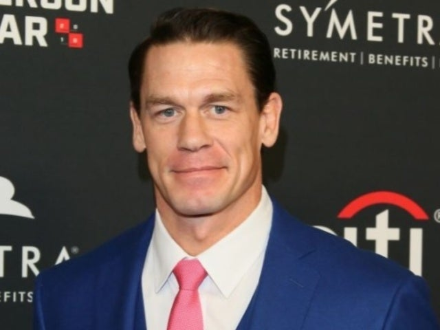 John Cena Caught Kissing Girlfriend Shay Shariatzadeh During Intimate Dinner