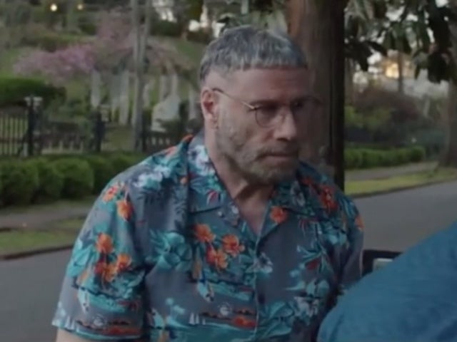 John Travolta Sports Dramatic New Hairstyle in Upcoming Film 'The Fanatic'