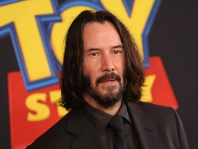 Keanu Reeves Completely Transforms With Huge Mohawk and Long Beard for New 'Bill and Ted' Movie