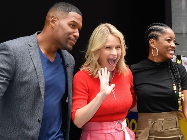 'Good Morning America': Keke Palmer Officially Joins Michael Strahan and Sara Haines for 'GMA3: Strahan, Sara & Keke'