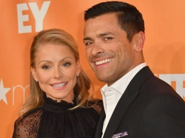 Kelly Ripa Makes Risque Remark After Receiving Body Pillow With Husband Mark Consuelos' Face on It