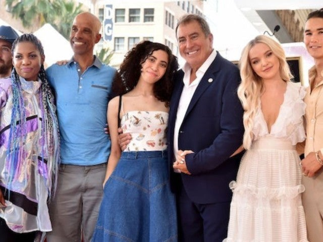 Cameron Boyce Honored by 'Descendants' Director at Walk of Fame Ceremony
