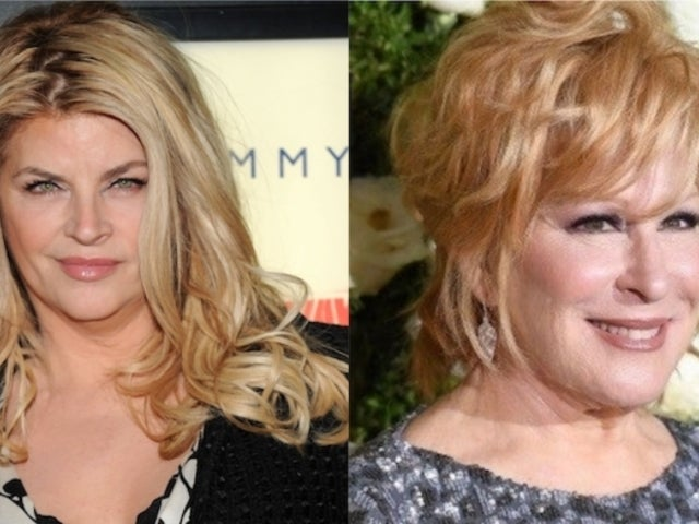 Kirstie Alley Goes After Bette Midler for 'Pure and Real Racism' Trump Tweet