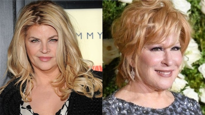 kirstie-alley-bette-midler