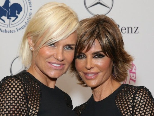 Lisa Rinna Says Drama With Yolanda Hadid Nearly Made Her Quit 'RHOBH'