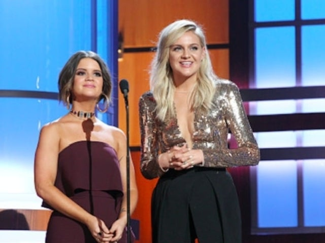 Maren Morris Enjoys 'Therapy Session' With Kelsea Ballerini on Night Out