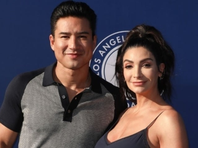 Mario Lopez and Wife Courtney Mazza Welcome Baby No. 3