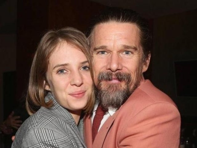 Ethan Hawke Praises Daughter Maya Hawke Following 'Stranger Things 3' Performance: 'She's the Real Thing'