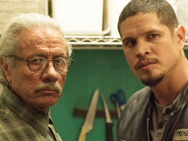 SDCC 2019: 'Mayans M.C.' Star Edward James Olmos Teases Felipe's Dark Past in Season 2