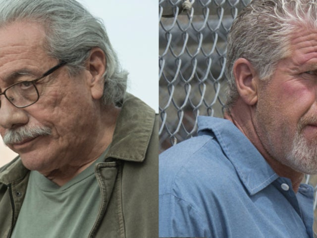 'Sons of Anarchy' Alum Ron Perlman Unites With 'Mayans M.C.' Star Edward James Olmos