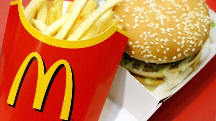 mcdonalds burgers fries getty images