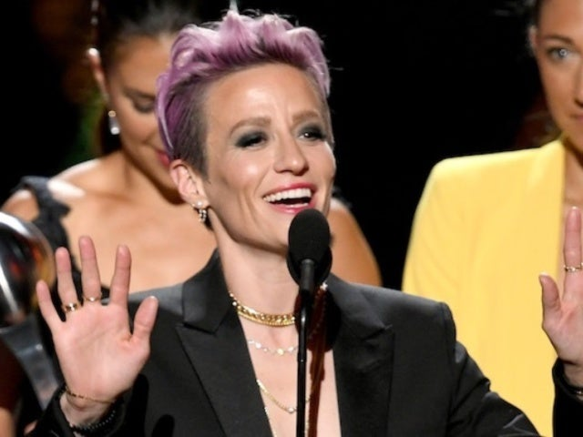 US Soccer Star Megan Rapinoe Blasts President Trump for 'Disgusting' Racist Remarks on Congresswomen