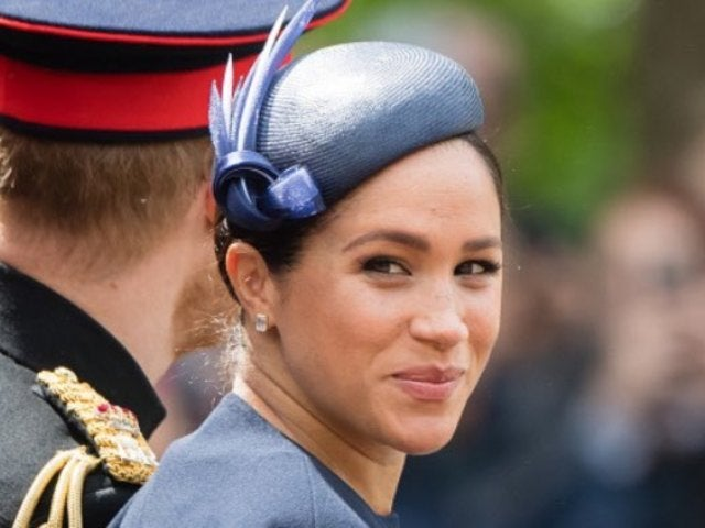 Meghan Markle Slammed by Mom Shamers for How She Holds Baby Archie