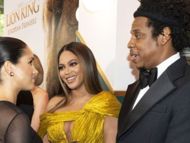 Beyonce Breaks Royal Protocol While Meeting Meghan Markle and Prince Harry, and the Beyhive Has Words