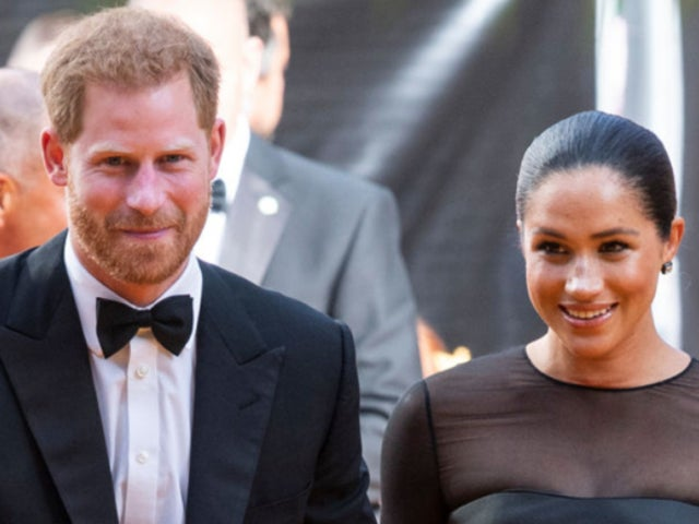 Meghan Markle and Prince Harry Step out for 'Lion King' Premiere, Talk With Beyonce and Jay-Z